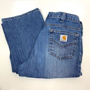 CARHARTT | Women's Traditional Fit Jeans Sz 6x34